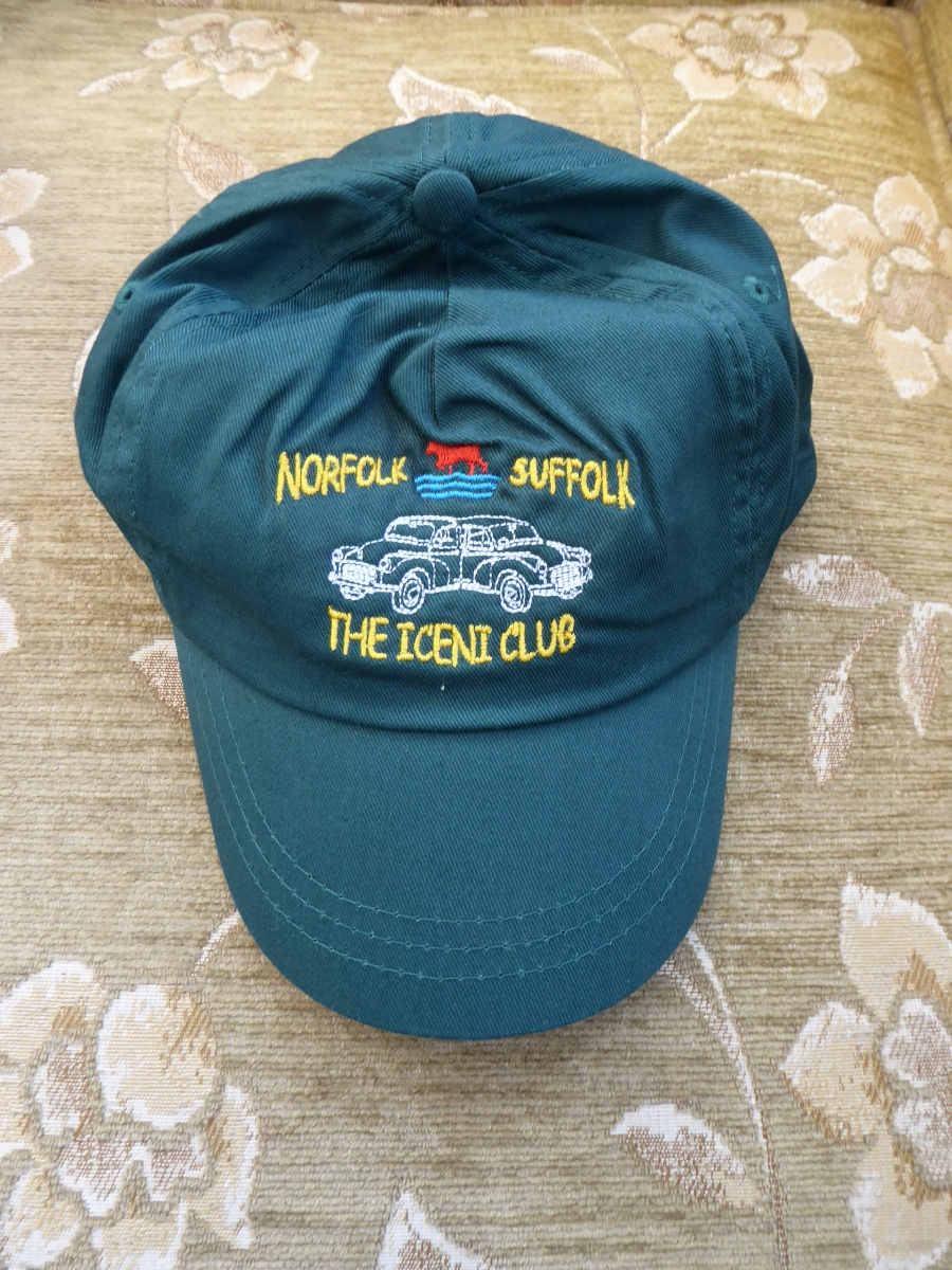Green Baseball Cap - Iceni Minors Regalia