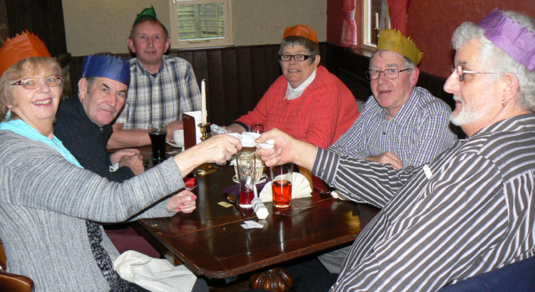 New Year Lunch January 2015 - Iceni Minors