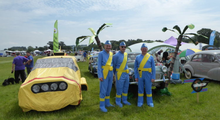 MMOC National Rally June 2019 - Iceni Minors