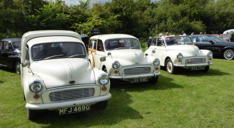 Classic Vehicle Show and Auto Jumble August 2017 - Iceni Minors
