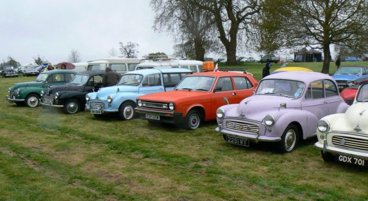 Country Fayre and Rally Earsham Hall May 2015 - Iceni Minors