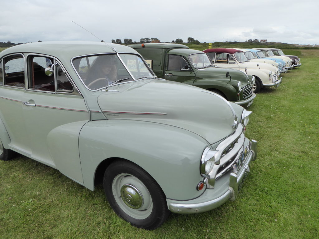Vintage Car Day Southwold July 2019 - Iceni Minors