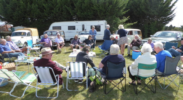 Branch Picnic September 2019 - Iceni Minors